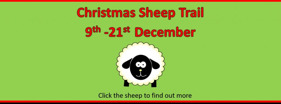 Sheep Trail Banner