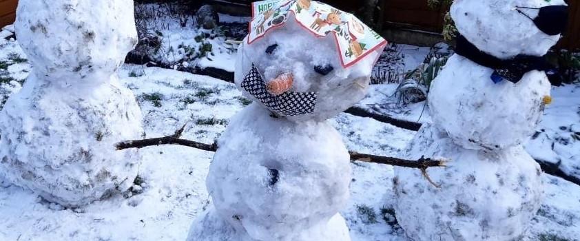 Barber's snowmen for slider 4